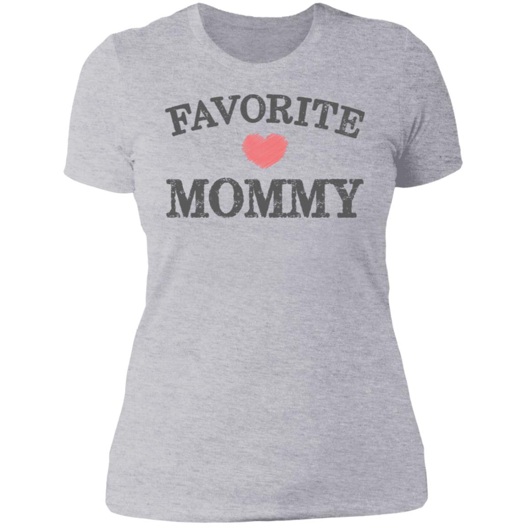 Favorite Mommy Heart Distressed Vintage shirt funny
