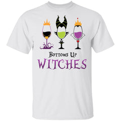 Hocus Pocus Maleficent Bottoms Up Witches shirts