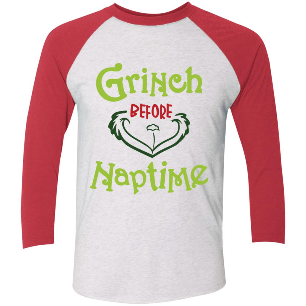 Funny Grinch before naptime shirts