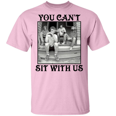 The Golden Girls Mashup You Can't Sit With Us Shirts