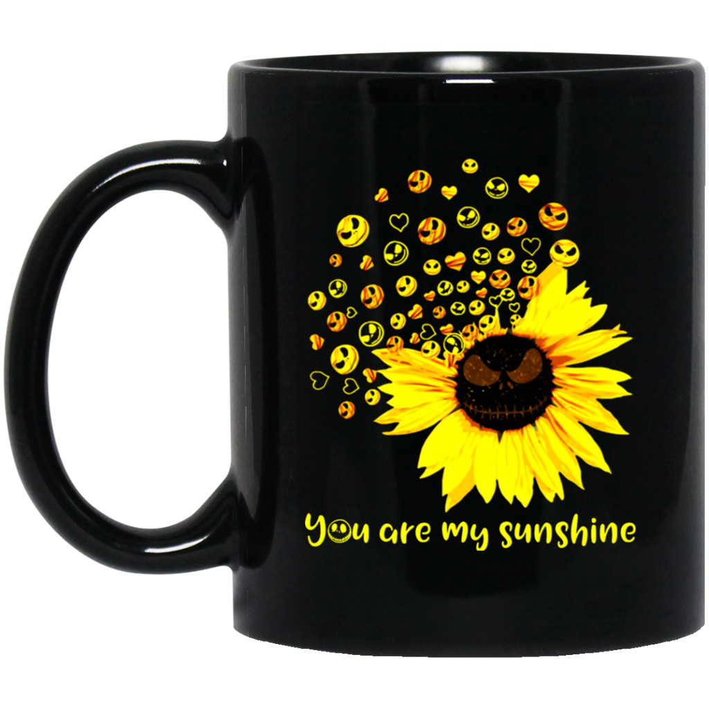 Jack Skellington You Are My Sunshine Mug Cup Coffee