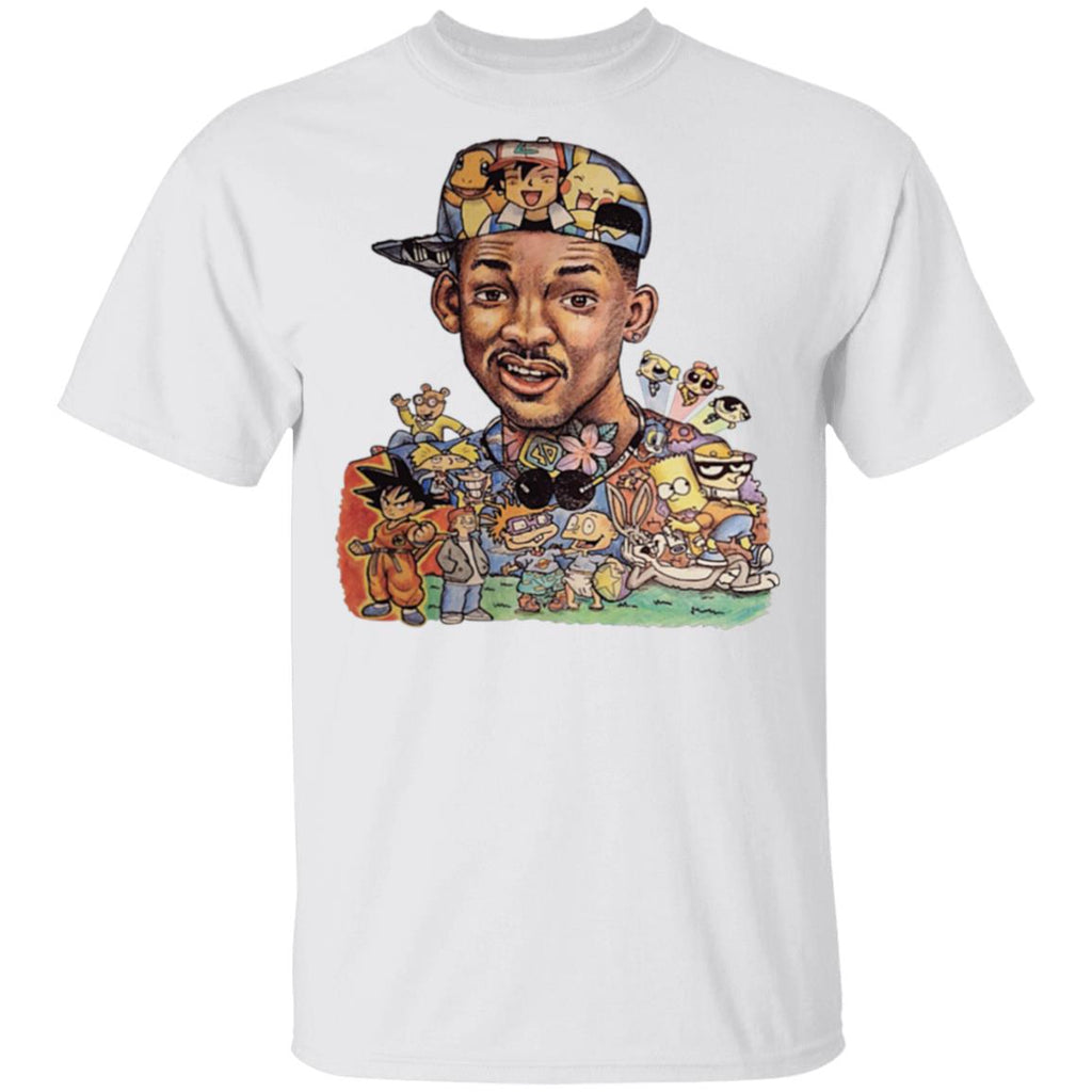 Will Smith Christmas Hat Gift Jumper Top The Fresh Prince of Bel-Air Sweatshirt