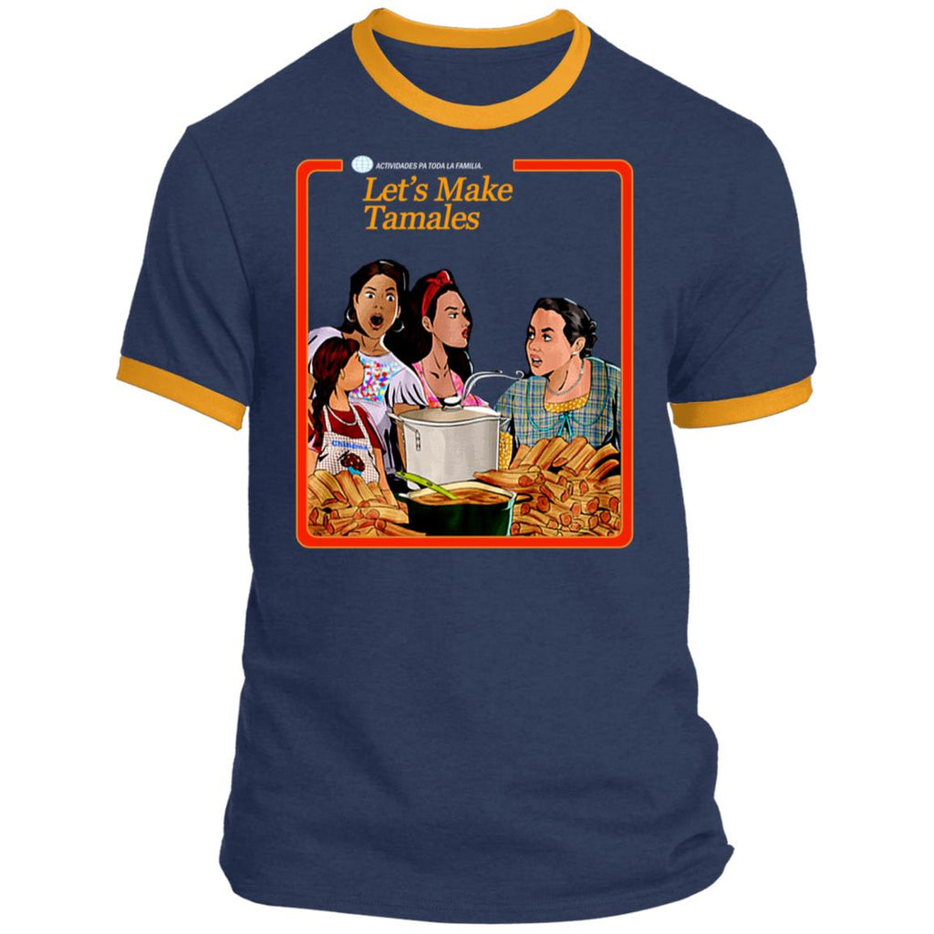 Let's Make Tamales OG Tamale Boss Mexican Christmas shirts
