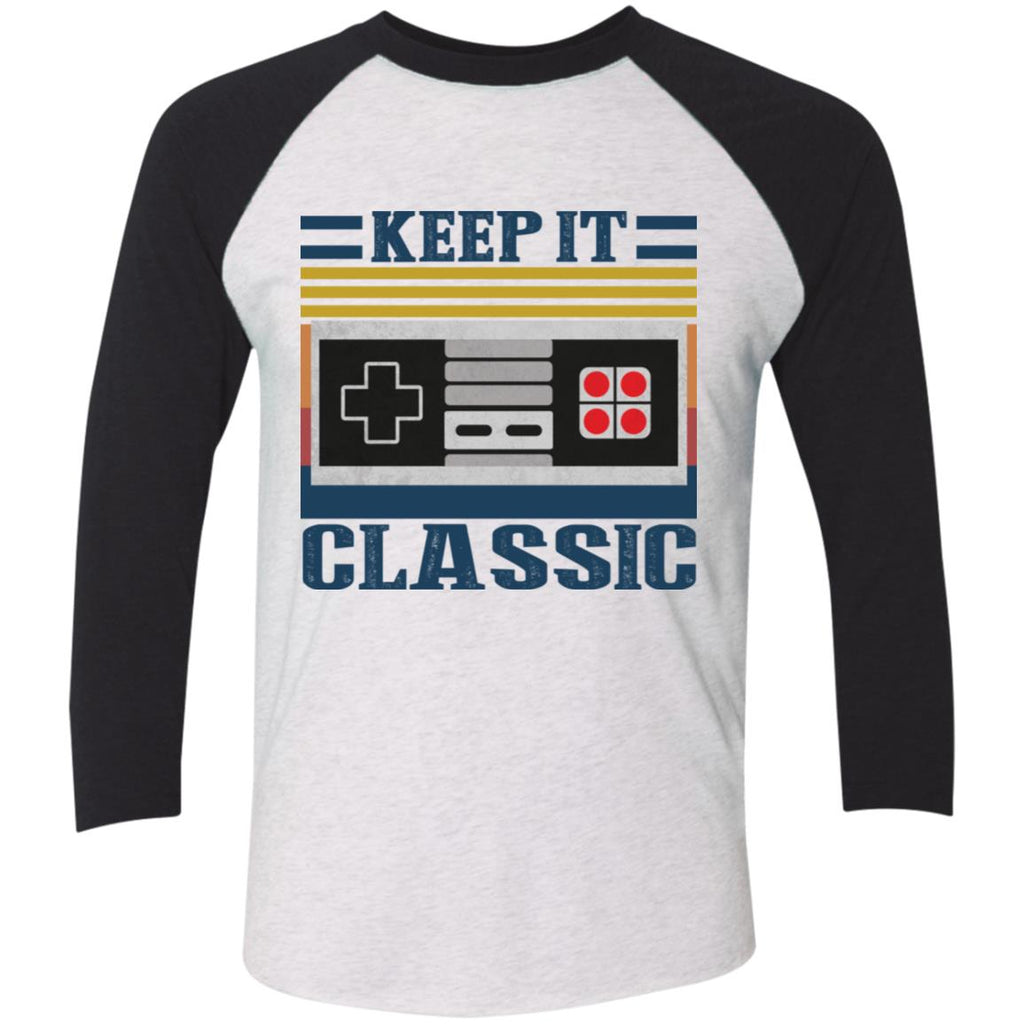 Funny Cassette Keep It Classic Vintage shirts