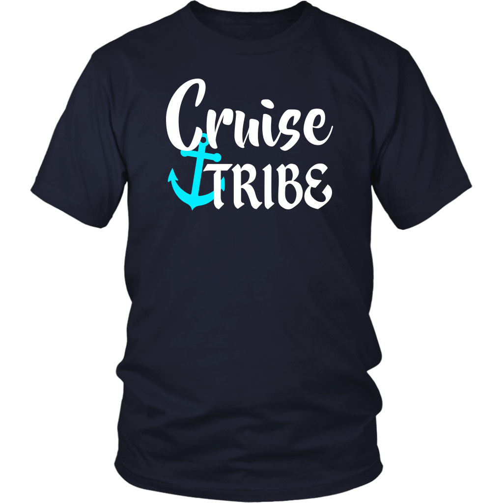 Cruise Tribe Trip Cruise Vacation T-Shirt