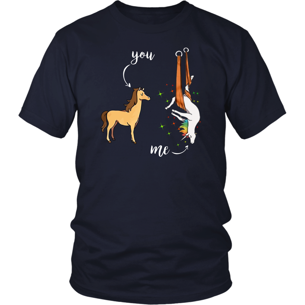 You Me Unicorn T Shirts Funny Unicorns Rainbow Pole Dancing