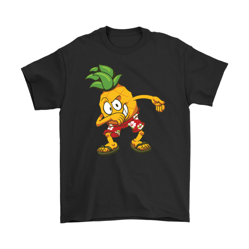 Funny Dabbing Pineapple T Shirts