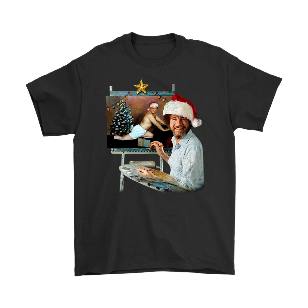 Bob Ross Painting Is My Hobby shirt