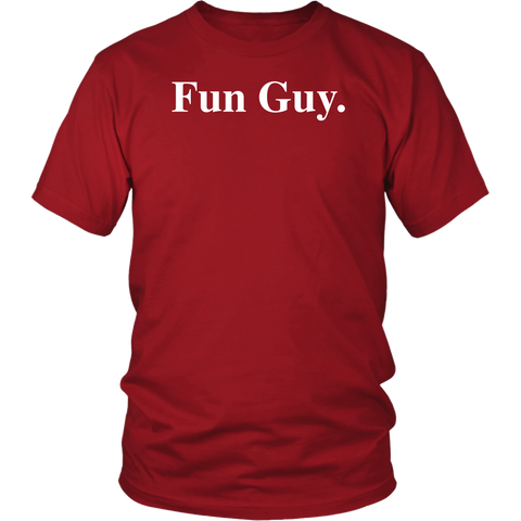 Fun Guy Kawhi T Shirt