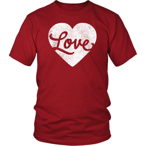 Cute Cursive Love Valentines Day shirts vintage