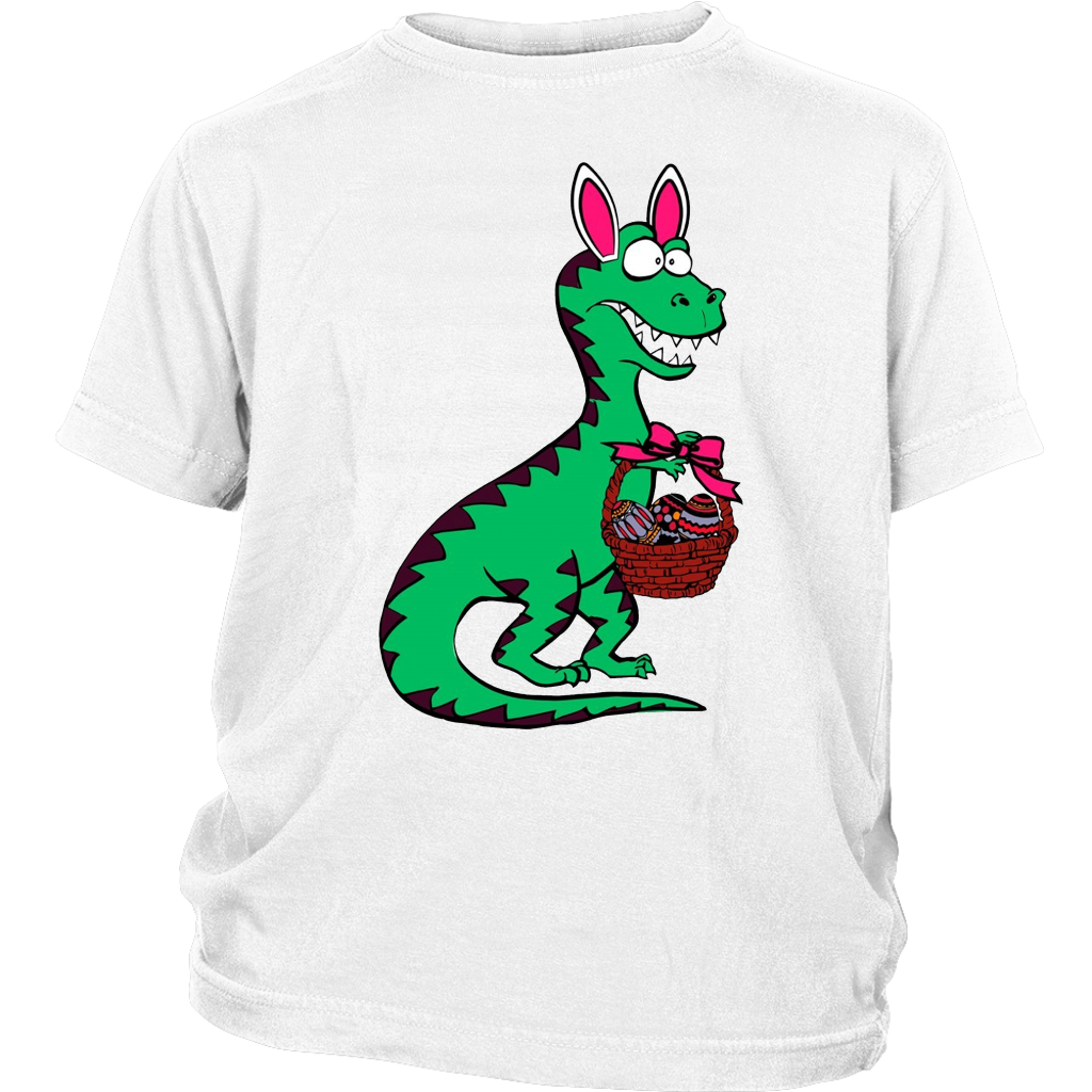Bunny Dinosaur T-Rex Easter Day Funny shirt