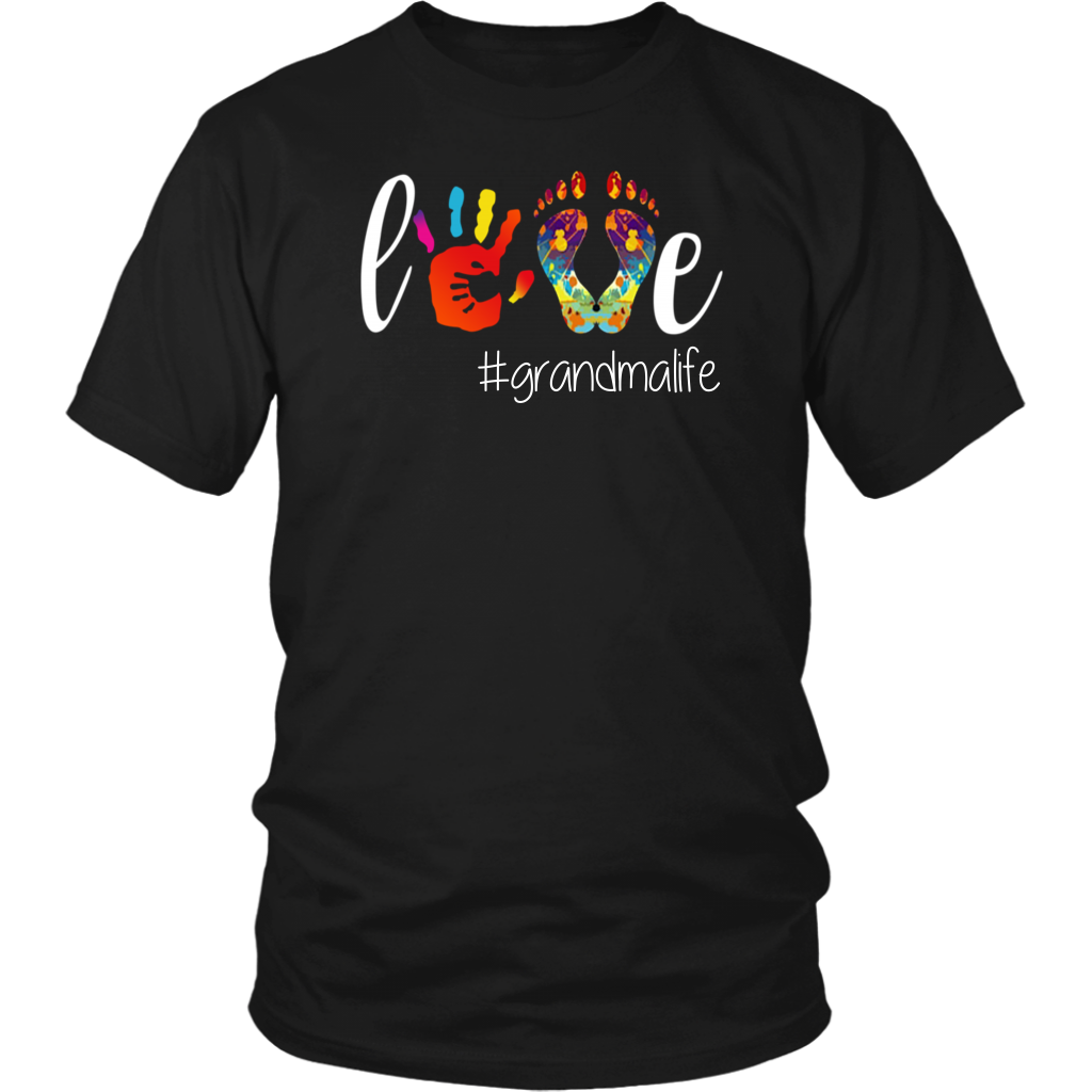 Grandma Love Grandmalife shirt