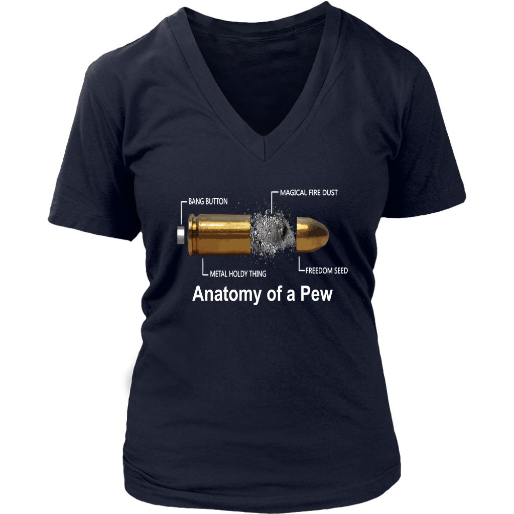 Anatomy Of A Pew shirts