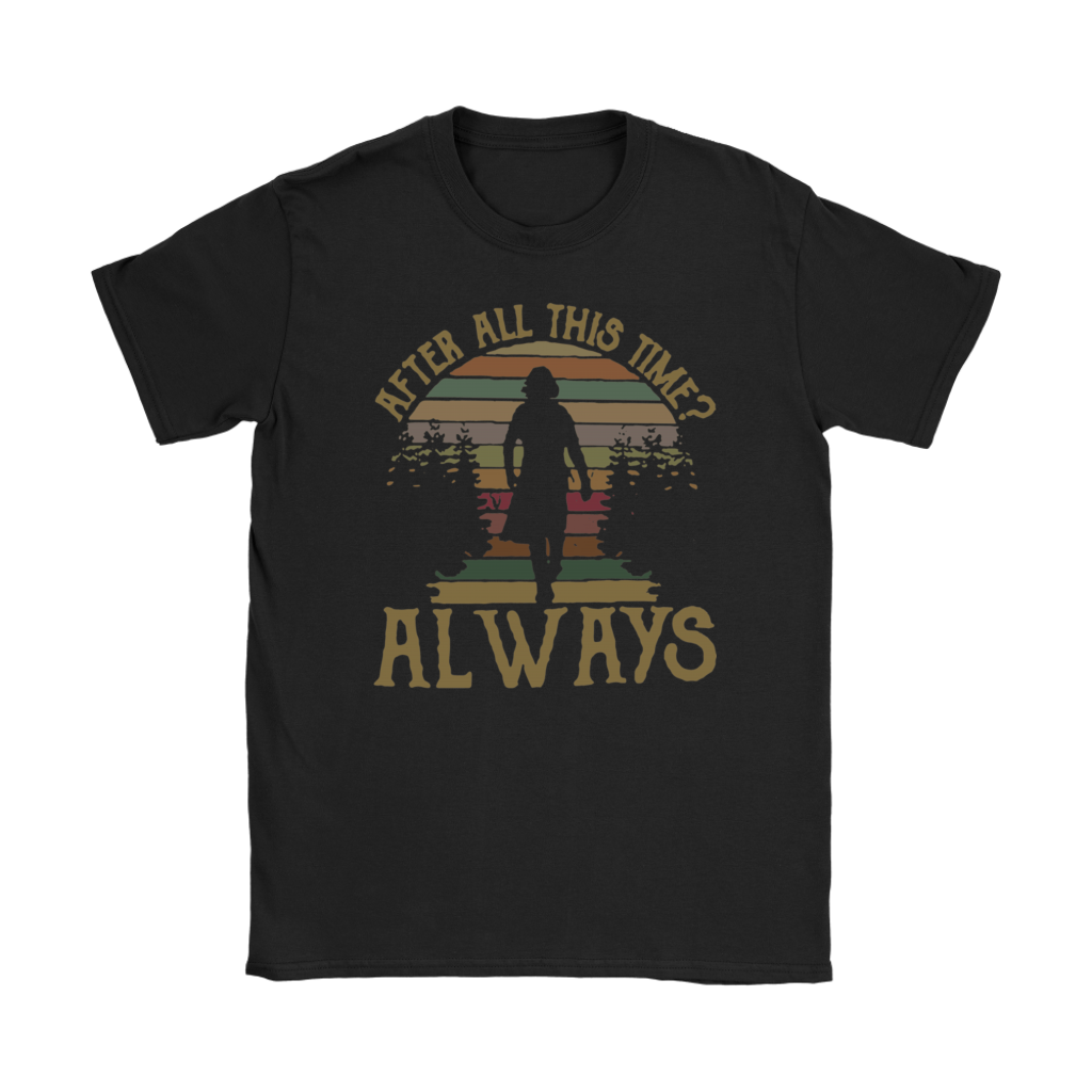 Retro Sunset After All This Time Always T-Shirt
