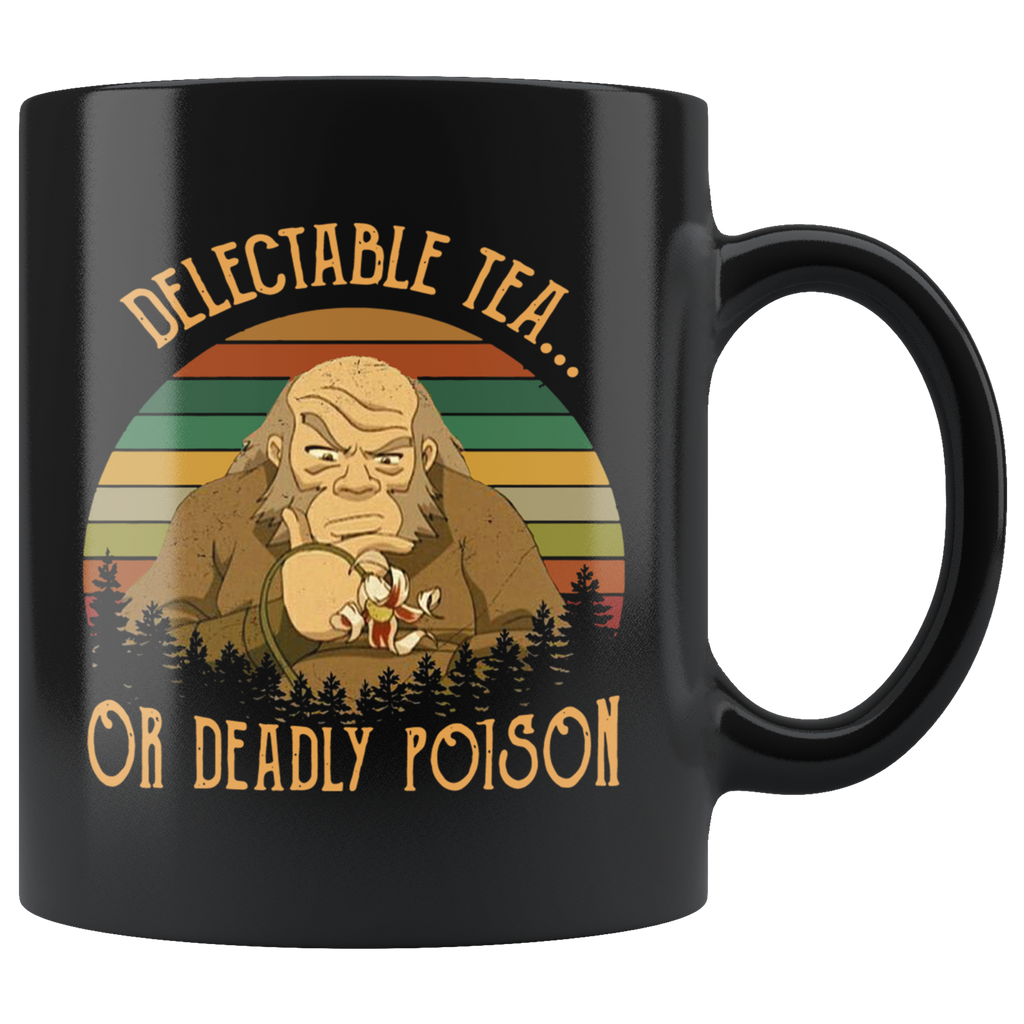Delectable Tea or Deadly Poison mug