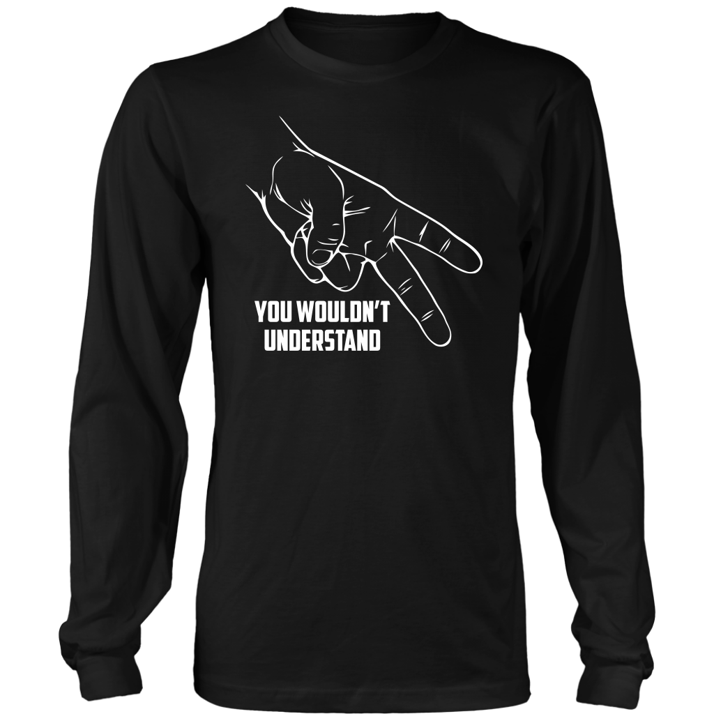 You Wouldn't Understand Motorcycle T-Shirt Bikers