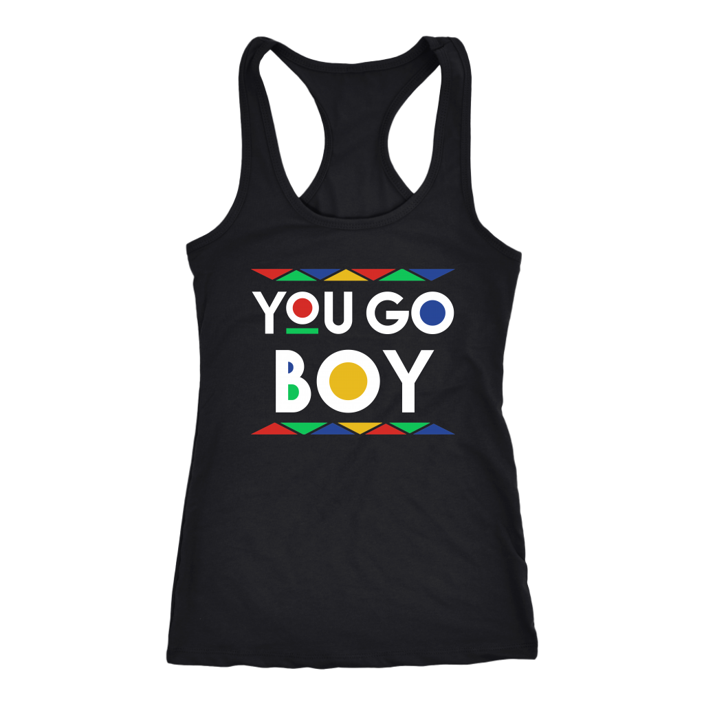 You Go Boy T-shirt Retro 90s tv show men women