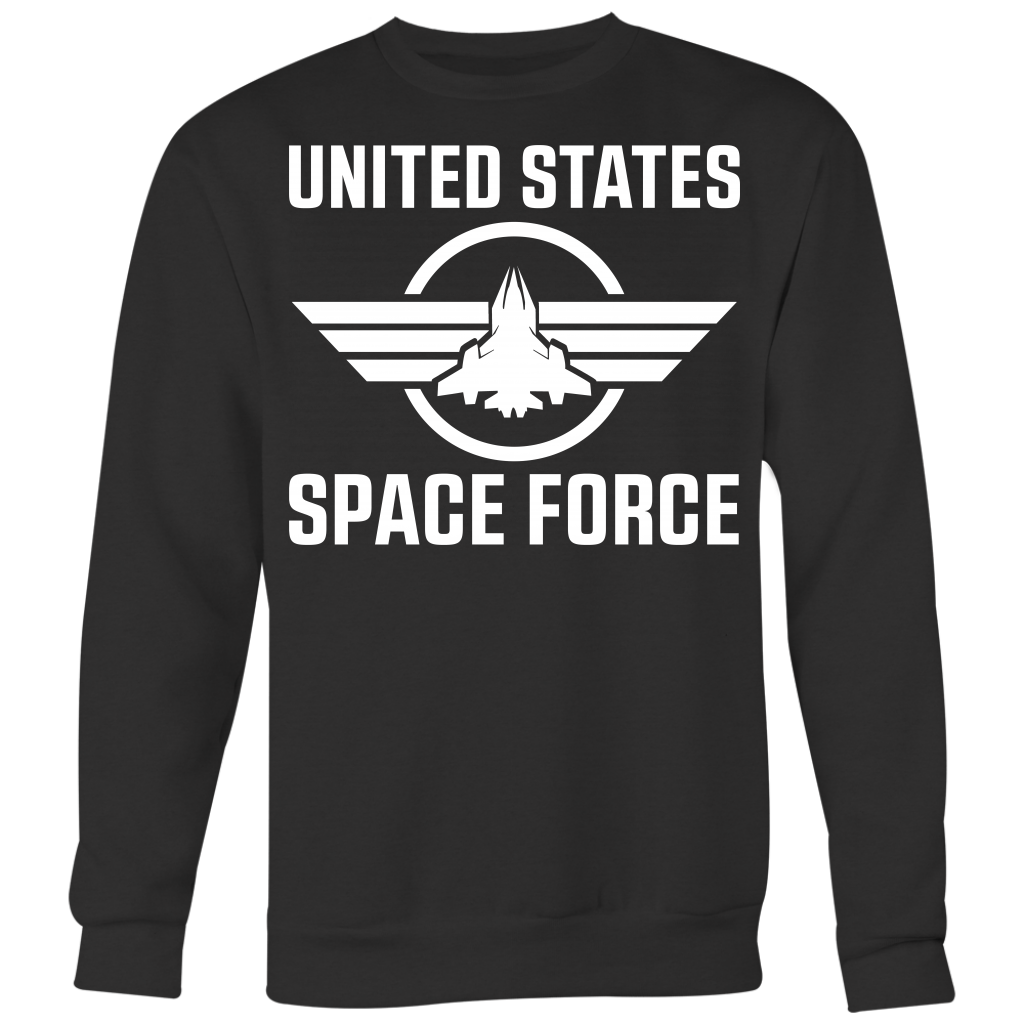 United States US Space Force Tshirt