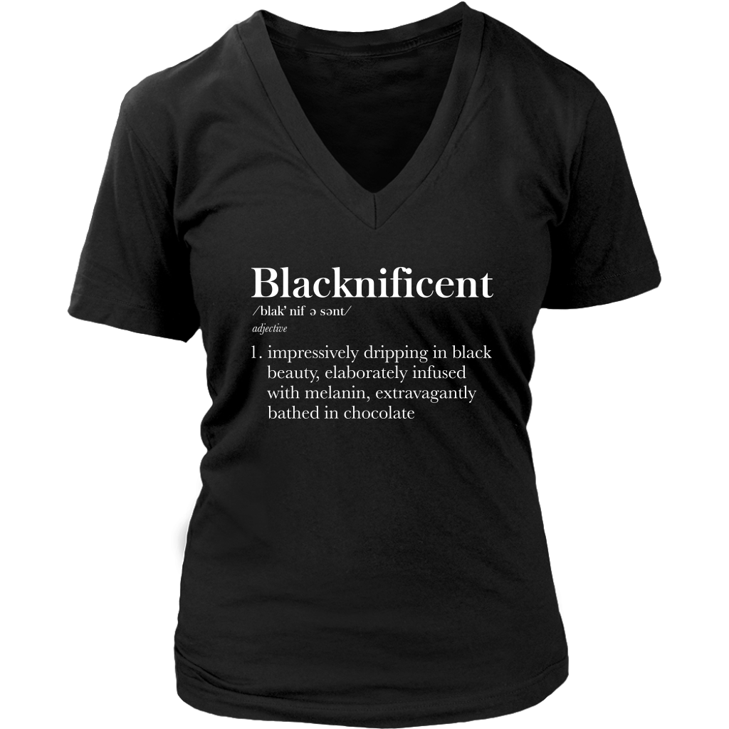 Blacknificent Black Pride Black History Month shirt