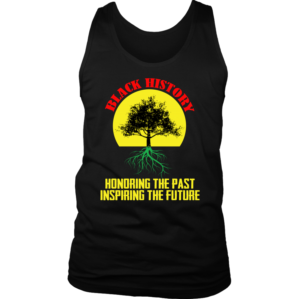 Honoring Past Inspiring Future Black History Month Shirts