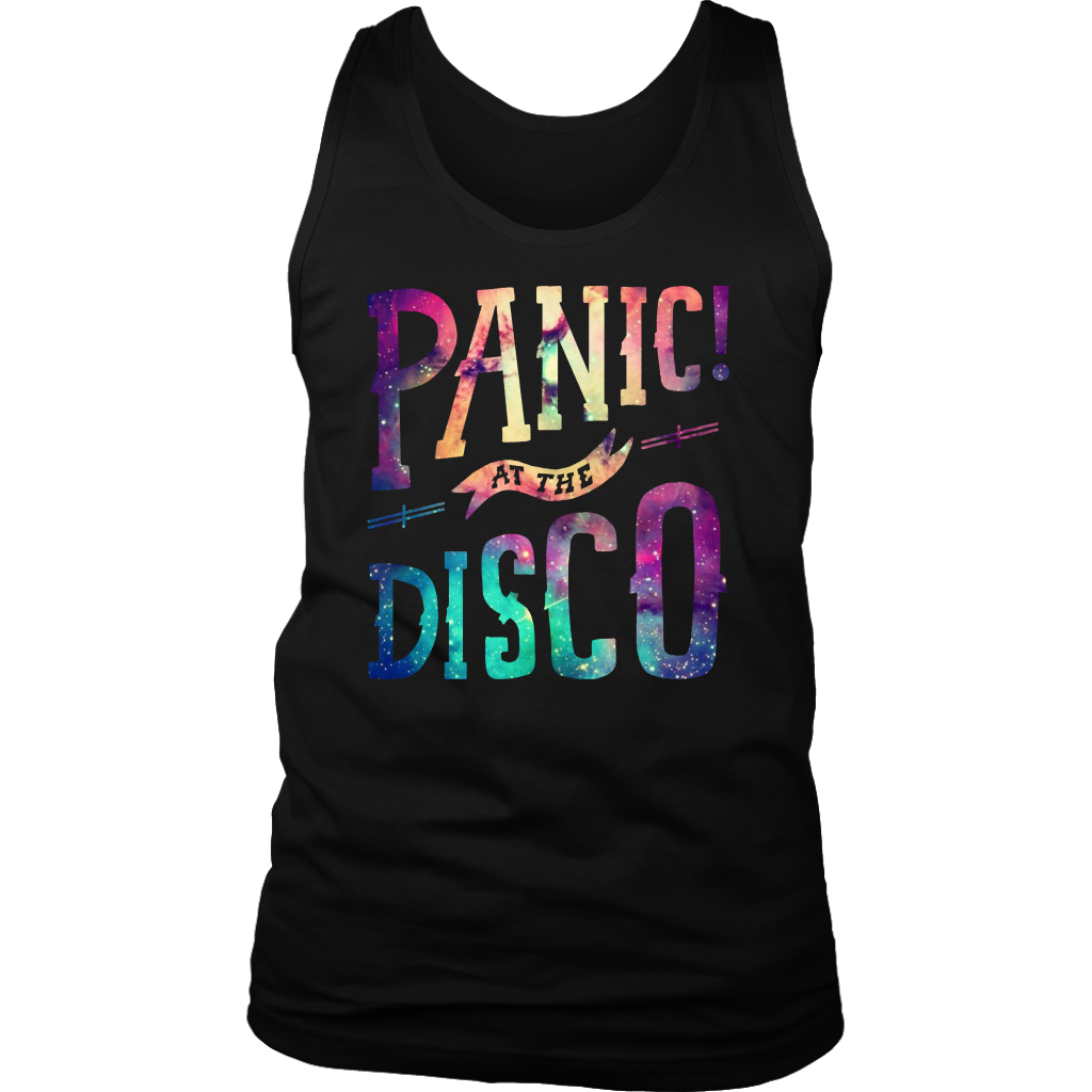 Panic At The Disco Cosmic Galaxy T-Shirt