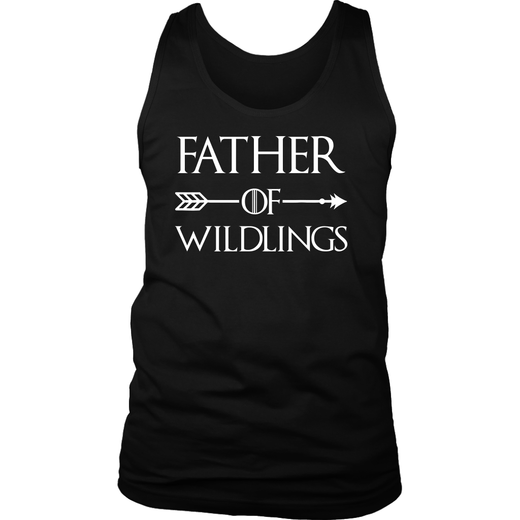 Father Of Wildlings Tshirt