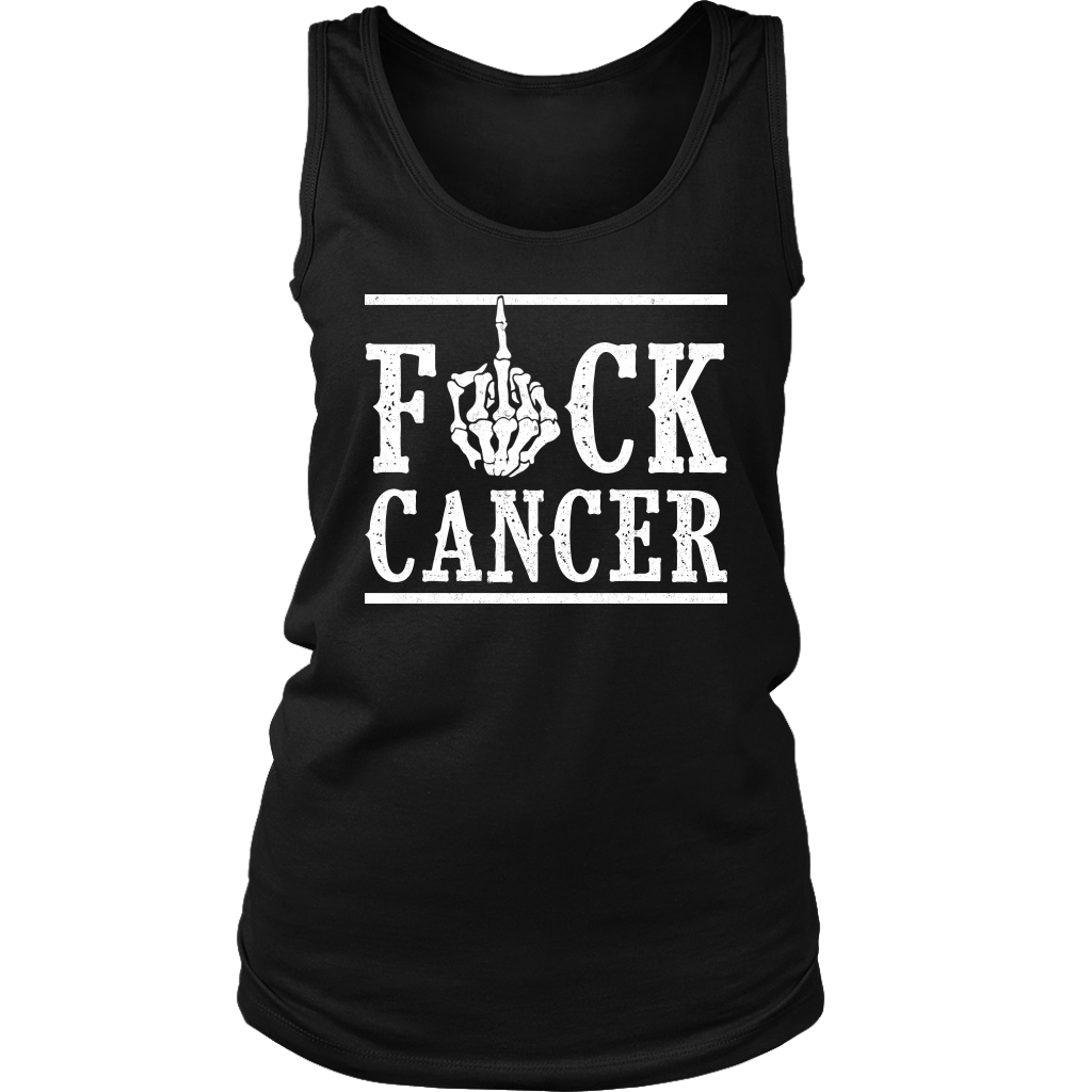 Fuck Cancer T Shirt Awareness Cancer Survivor