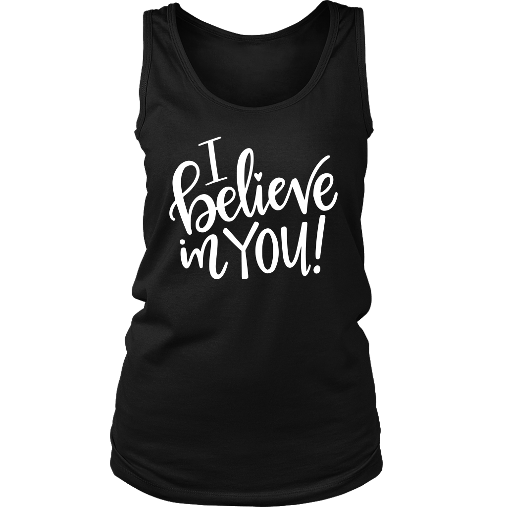 I Believe In You T Shirts Teacher Testing Day
