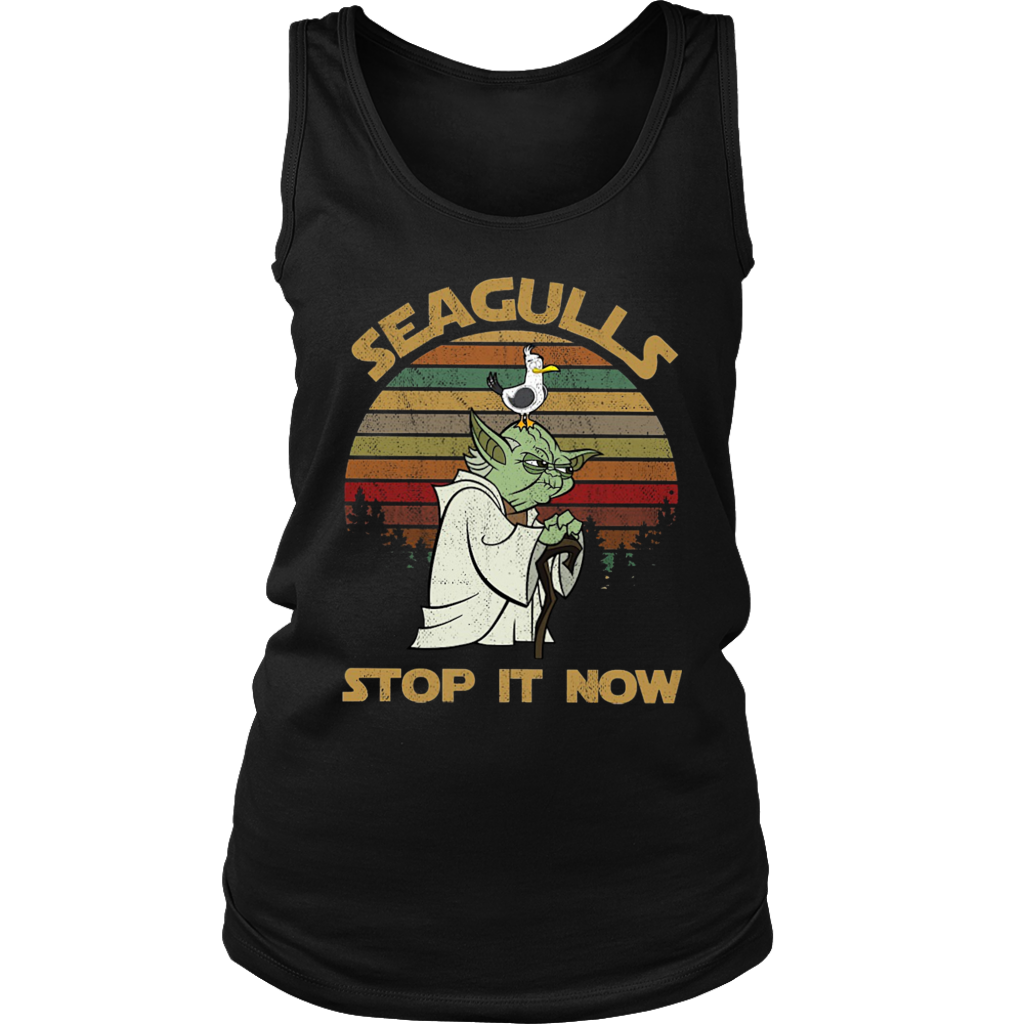 Seagulls Stop It Now shirts