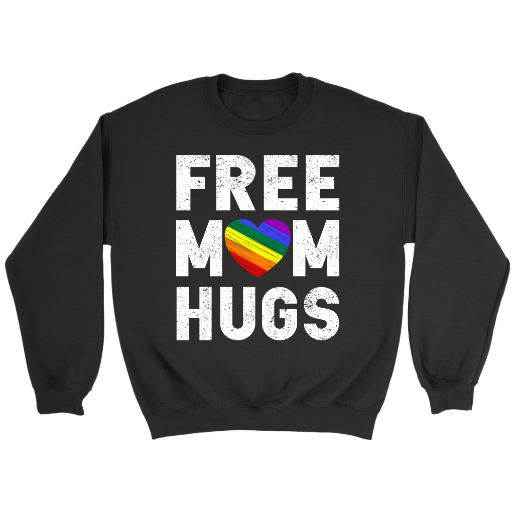 LGBT Pride Free Mom Hugs shirt