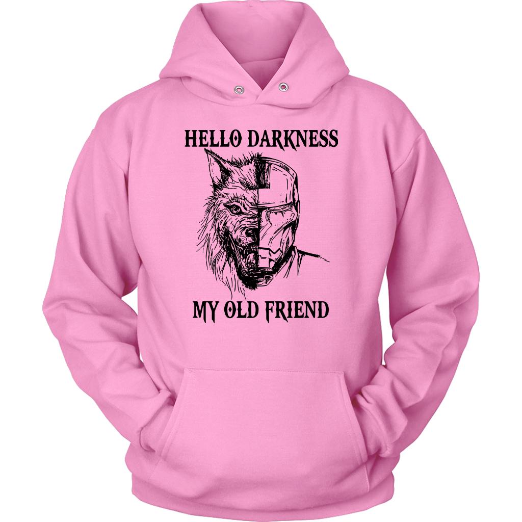 House Stark Hello darkness my old friend shirt