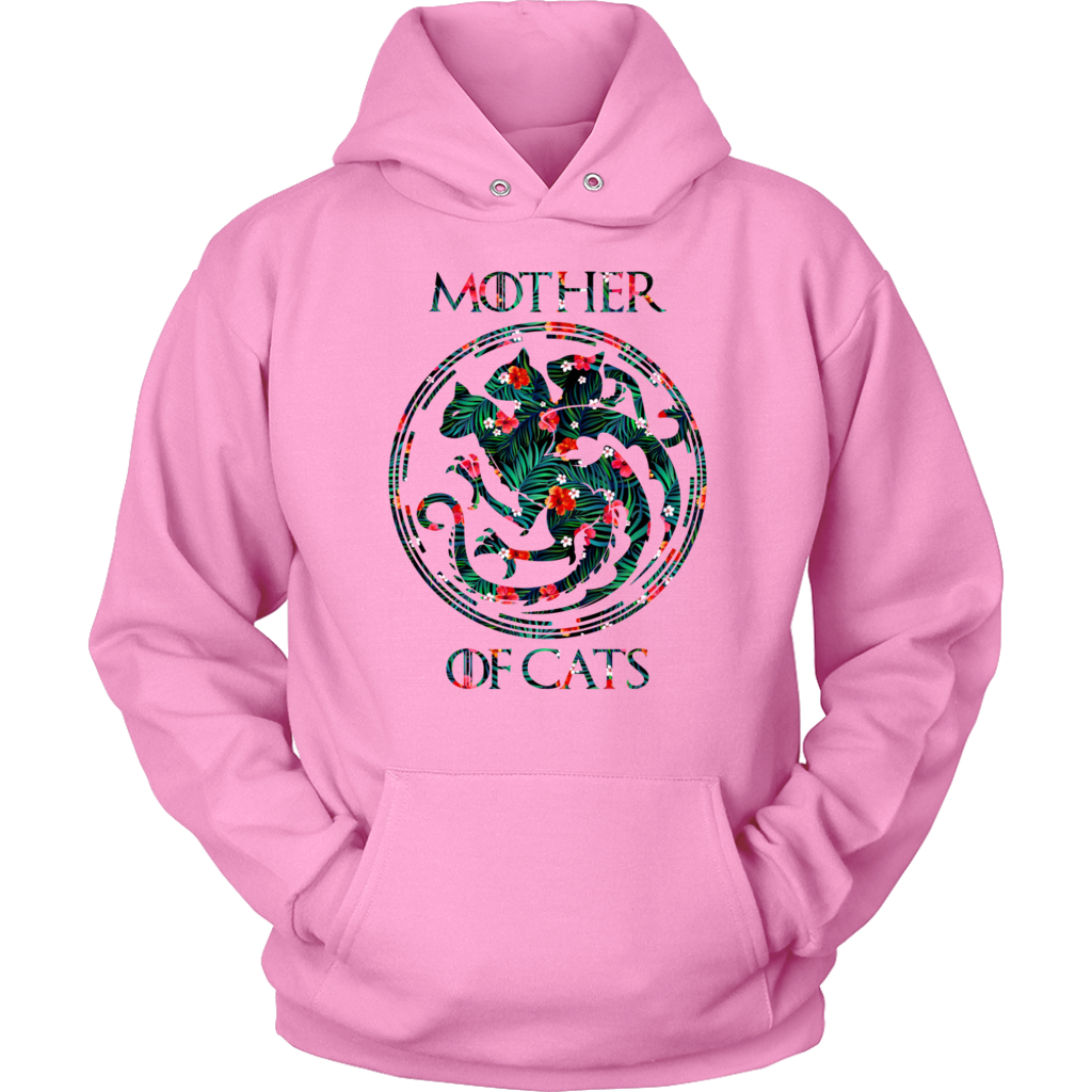 Flower Mother of Cats shirt