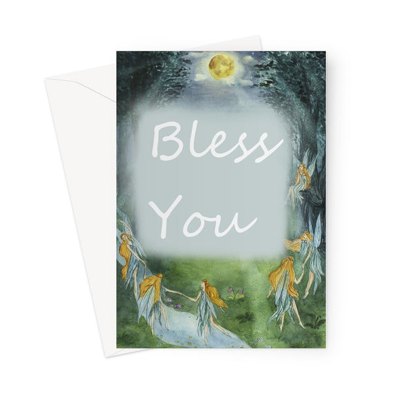 Bless You Greeting card