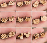 Girl Cute Animal Stud Earring gifts