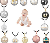 Harmony Ball Pendant Necklace Pregnancy Chime Ball Gift