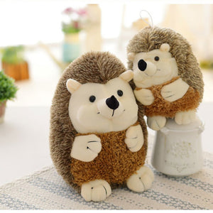 Hedgehog Animal Plush Toy