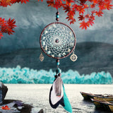 Dream Catcher Feather hanging art mystical gifts