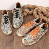 Espadrilles Trainers Women Fisherman Flat Shoes