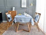 Cat Printed Table Cloth