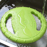 Petgear.co.nz Dog Flying Disc Interactive Rubber Toy Catcher