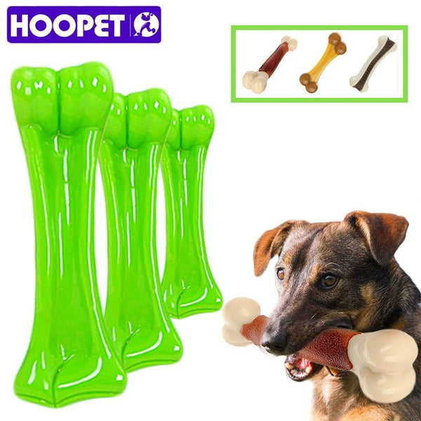 Petgear.co.nz HOOPET Dog Molar Toys Dentifrice Safe Non-toxic Teething Stick