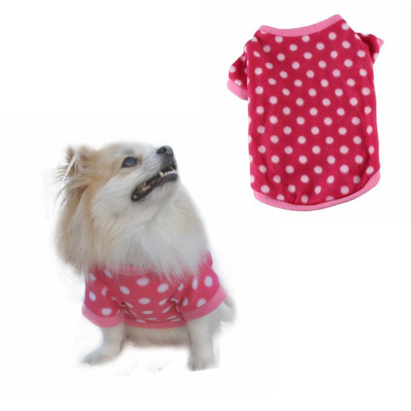 Petgear.co.nz Pet clothes winter fleece clothing