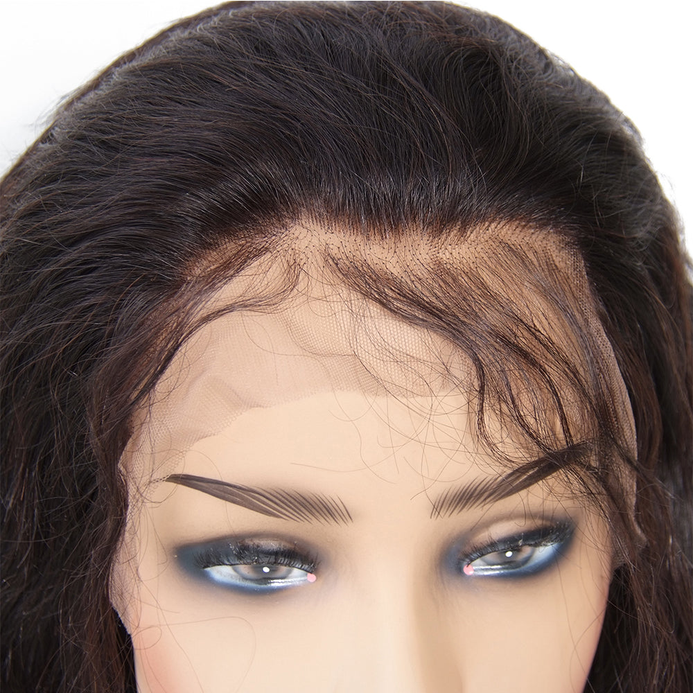 Msbeauty Full Density Lace Front Body Wave Free Hair Part Human Hair Wig - MSBEAUTY HAIR
