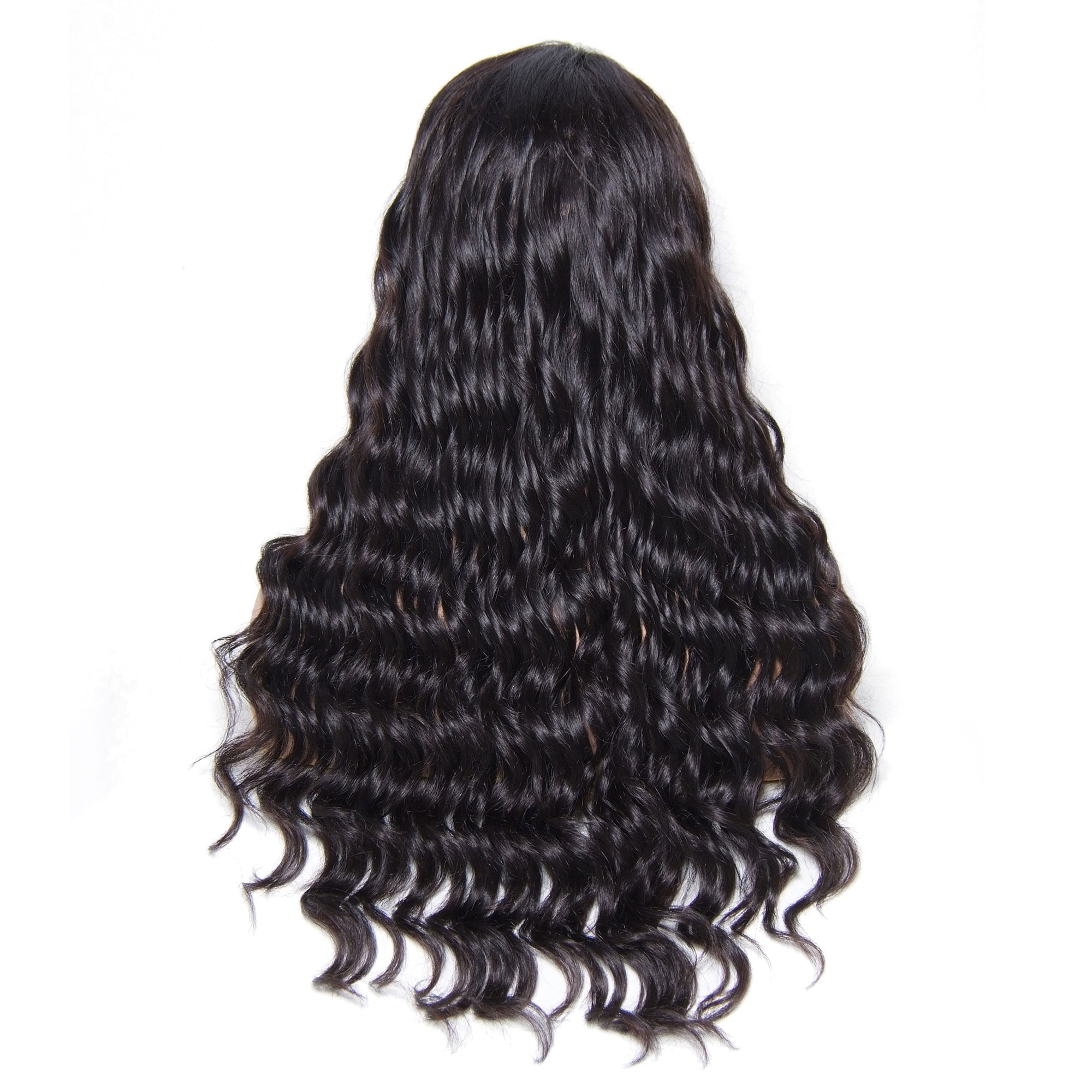Spring New Wig Style Msbeauty Lace Front Loose Wave Lace Front Wig - MSBEAUTY HAIR