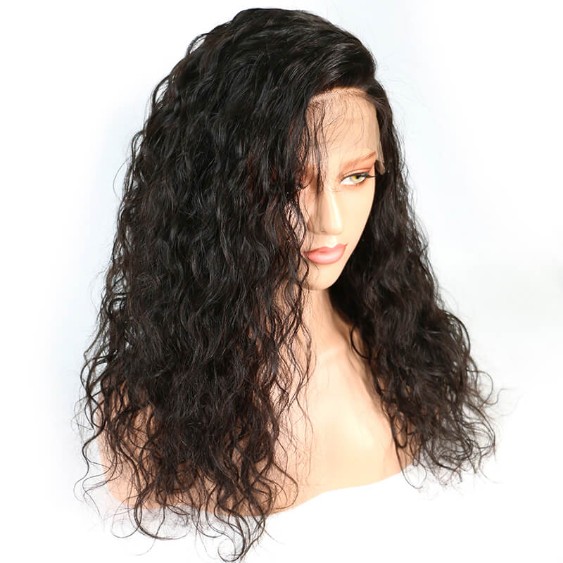 Msbeauty Free Part Long Wavy 2019 New Lace Front Fashion Wig - MSBEAUTY HAIR