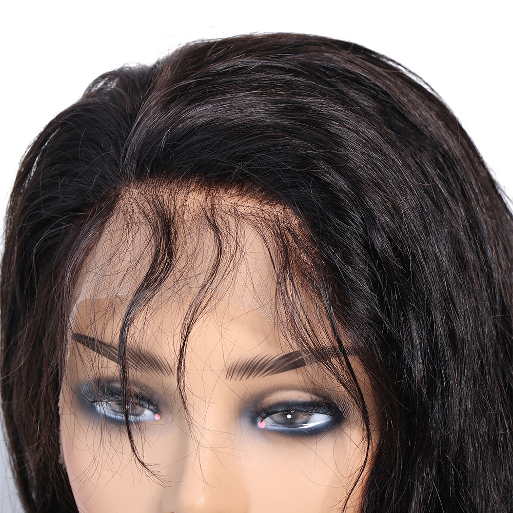Msbeauty Long Wavy Spring New Lace Front Wig Free Part With Baby Hair - MSBEAUTY HAIR