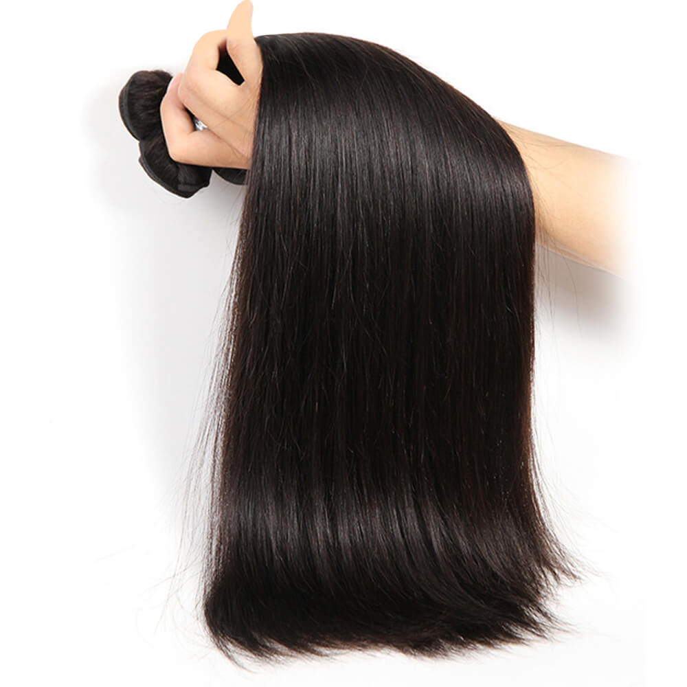 "Msbeauty 8A Malaysian Straight Human Hair 8""-30"" Free Shipping - MSBEAUTY HAIR"