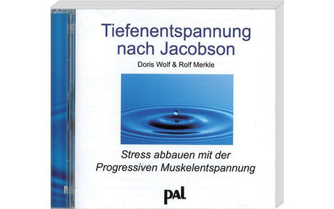 CD Tiefenentspannung nach Jacobson