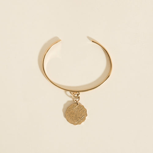 Anna Coin Bangle - Haati Chai