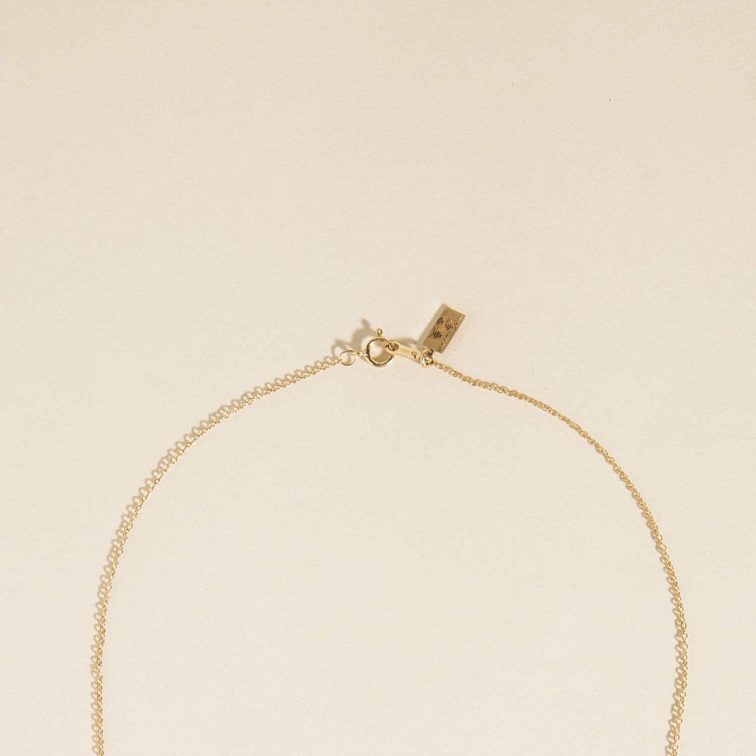 Plain Chain Neckpiece